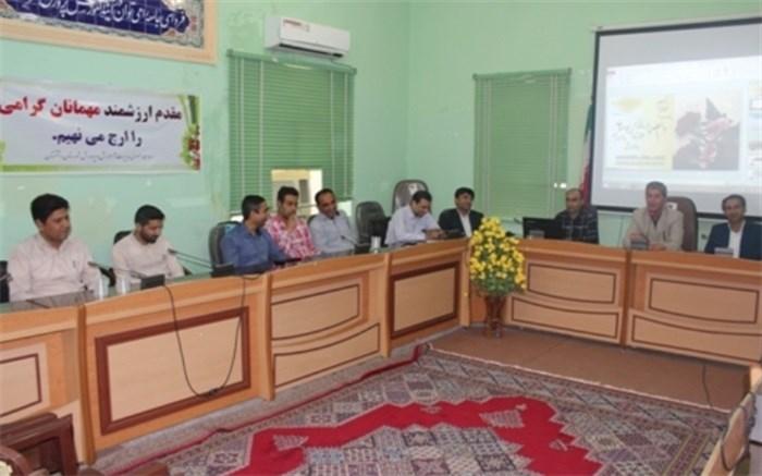 کارگاه آموزشی دانش افزایی امورمالی در دشتستان