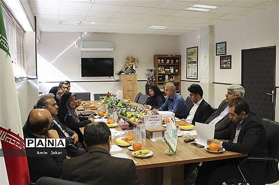 آمادگی استان فارس برای برگزاری نهمین دوره انتخابات مجلس دانش آموزی