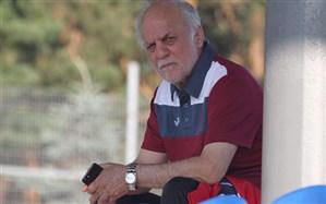 محمود خوردبین: آدمهای کوچک باعث شدند برانکو از پرسپولیس برود