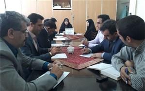 برگزاری اولین جلسه شورای پروژه مهر در چهاردانگه