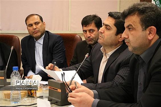 جلسه شورای آموزش و پرورش مازندران