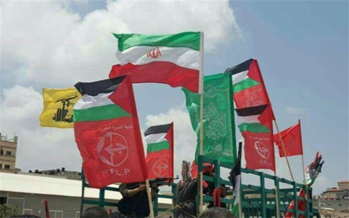 Image result for محور مقاومت در سوریه