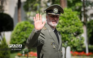 وزیر دفاع: نیروهای مسلح روند ارتقای توان دفاعی را ادامه خواهد داد