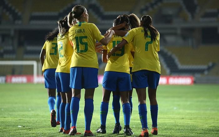 فوتبال ملی زنان برزیل 2018