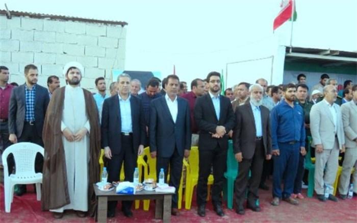 بیست و ششمین یادواره شهدای زائر عباسی دشتی