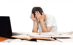چگونگی مقابله با استرس امتحان