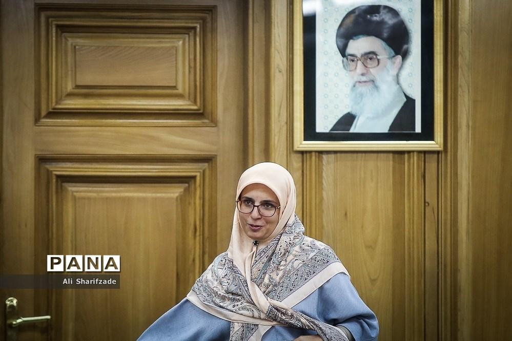 نشست خبری سامانه شفافیت قراردادهای کلان شهرداری تهران