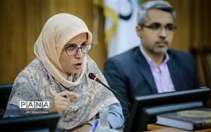بهاره آروین: فقط عملکرد یک سوم بودجه سال ۹۷ شهرداری در اختیار شورای شهر تهران  است