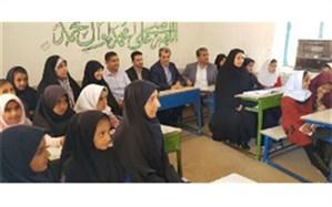 مدیرکل آموزش و پرورش خوزستان: تحصیل دختران از اولویت های مهم آموزش و پرورش خوزستان است