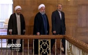 نشست مشترک سران قوا  دوم اردیبهشت در مجلس برگزار میشود