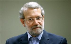 لاریجانی : اصلاح ساختار دولت از طریق کمیسیون ویژه پیگیری شود