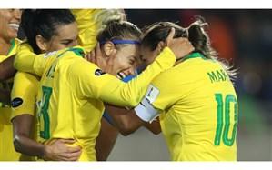 کوپا آمریکا زنان؛ خیز برزیلیها برای جام هفتم