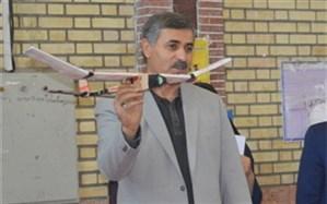 مسابقات گلایدر دانش آموزی در بوشهر با حضور مسئولین آموزش و پرورش برگزار شد