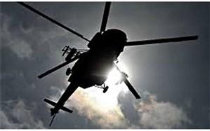۵ کشته در حادثه سقوط بالگرد اورژانس هوایی