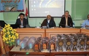 همایش تجلیل از برگزیدگان مسابقات قرآن، عترت و نماز مرحله استانی برگزار شد