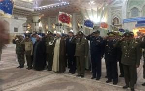 تجدید میثاق فرماندهان ارتش با آرمان های امام راحل
