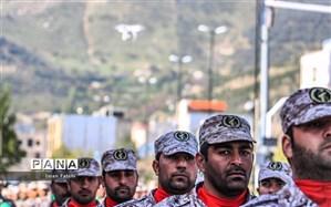 آخرین دستاوردهای نیروهای سه گانه ارتش در چهلمین سالگرد روز ارتش