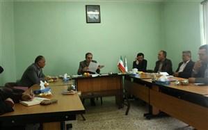 اولین جلسه مسئولین واحد های سازمان دانش آموزی استان قزوین در سال جدید برگزار شد
