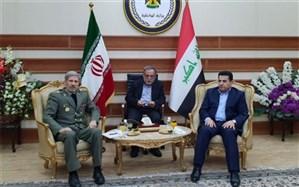 وزیر دفاع: با شکست داعش اولویت ایران کمک به بازسازی عراق است
