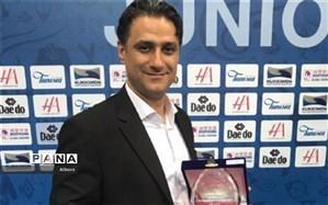 وحید عبداللهی بهترین مربی جهان شد