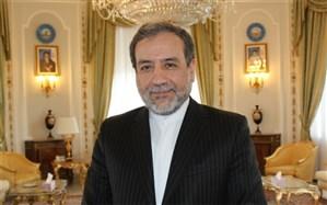تبریک اینستاگرامی عراقچی به اولین بانوی سفیر از سیستان و بلوچستان + تصویر