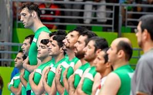 لیگ جهانی والیبال نشسته؛ ادامه صدرنشینی ایران با عبور از سد قهرمان اروپا