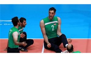لیگ جهانی والیبال نشسته؛ ایران برنده بازی تکراری فینال پارالمپیک شد