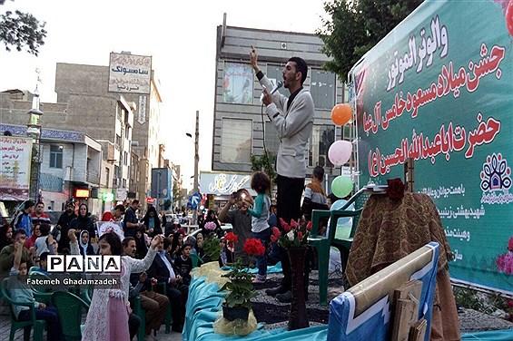 گرامیداشت جشنهای اعیاد شعبانیه در اسلامشهر