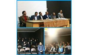 مرحله استانی انتخابات نهمین دوره مجلس دانشآموزی در سمنان برگزار شد
