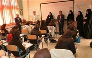 برگزاری مرحله آموزشگاهی جشنواره دانایی ، توانایی  در آموزشگاه های شهرستان های استان تهران