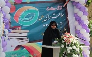 رییس دانشگاه علوم پزشکی اصفهان: تعلیم و تربیت باید هم راستا با بهداشت و سلامت باشد