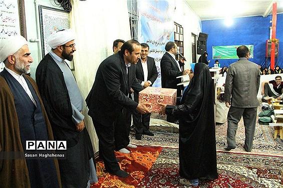 محفل انس با قرآن در آستان مقدس امامزاده عقیل (ع)اسلامشهر