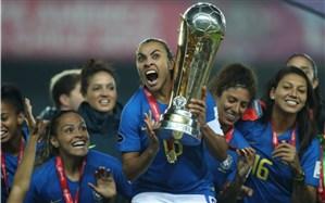 جام قهرمانی کوپا آمریکا زنان به برزیلیها رسید