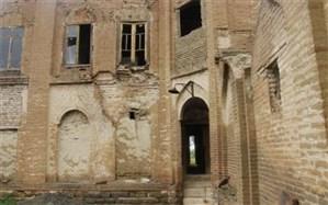 قلعه تاریخی روستای بدلبوی ارومیه مرمت می شود