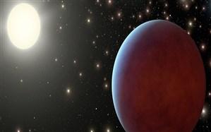 سیاره ای تاریک که تقریبا تمام نور دریافتی را جذب می کند