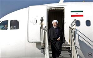 رئیسجمهوری  وارد تبریز شد