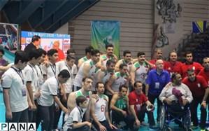 جدال ایران باروسیه برای کسب عنوان قهرمانی لیگ جهانی والیبال نشسته