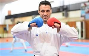 ذبیحالله پورشیب: برای کسب سهمیه المپیک ناامید نیستم؛ فدراسیون جهانی نباید عدالت را زیر پا بگذارد
