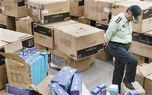مدیرکل امنیتی و انتظامی استانداری سمنان خبرداد: افزایش ۲۶۱ درصدی کشفیات کالای قاچاق در استان