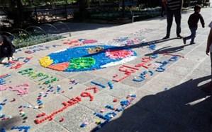گرامیداشت روز زمین پاک با شعار «نه به پلاستیک و ظروف یکبار مصرف»