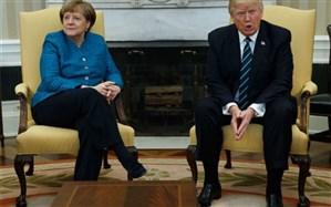 ترامپ: منتظر دیدار مرکل هستم