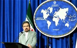 قاسمی صدور رأی غیابی  دادگاه آمریکایی علیه ایران  را محکوم کرد
