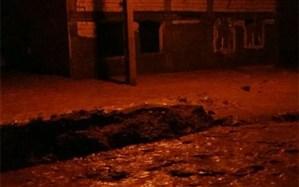 هلالاحمر: شایعه کشتهشدن تعدادی از مردم در سیل پلدختر صحت ندارد