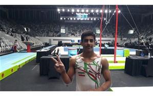 کسب سهمیه المپیک 2018آرژانتین توسط دانش آموز گرگانی