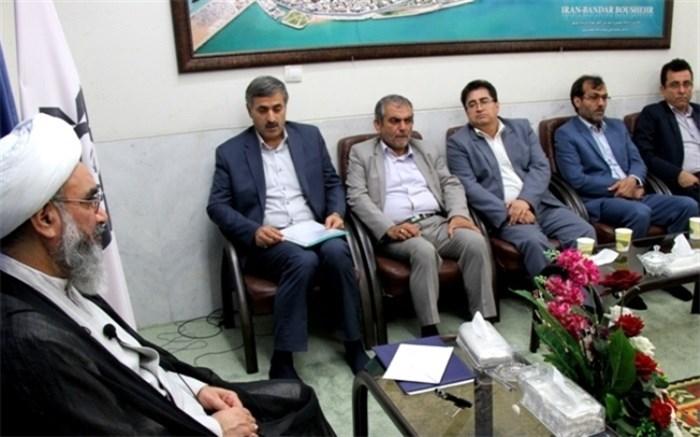 دیدار مدیرکل و شورای معاونین آموزش و پرورش استان