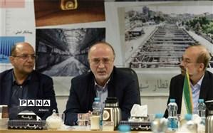 استاندار البرز: موانع قطار شهری کرج در شورای عالی فنی کشور مطرح می شود