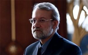 لاریجانی: بودجه 98 باید براساس قطع وابستگی به نفت تدوین شود