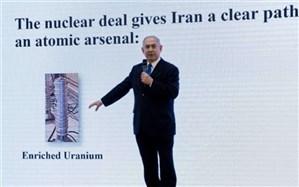 نخستین واکنشهای غرب به نمایش مضحک نتانیاهو درباره برنامه هستهای ایران