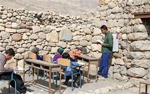دشواریهای معلمی در مناطق عشایری