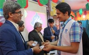 جشن میلاد حضرت مهدی (عج) و روز ملی خلیج فارس درآموزش و پرورش استان بوشهر برگزار شد